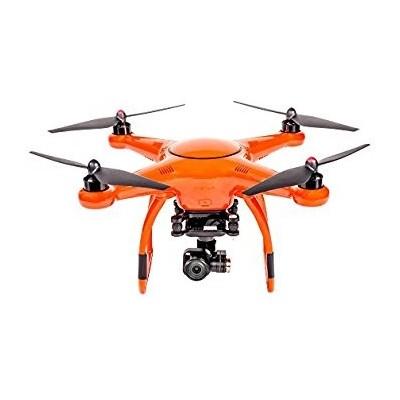 Vwho Muvi dronas